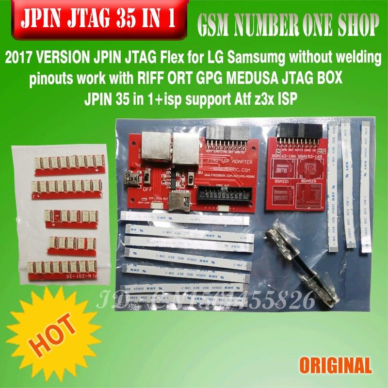 100% original nouveau 33 en 1 facile gabarits JPIN 33IN 1 pour Riff box, GPG Jtag Box100% original nouveau 33 en 1 facile gabarits JPIN 33IN 1 pour Riff box, GPG Jtag Box