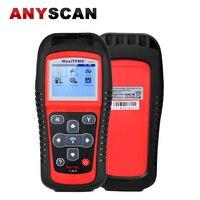 AUTEL MaxiTPMS TS501 TPMS Diagnostic Service Tool To Activate Universal TPMS Sensors Reprogram Car ECU TS501