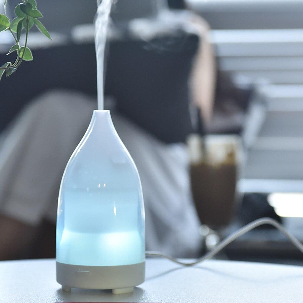 ITAS1326 Aromatherapy ultrasonic anion humidifier Creative Desktop Mini USB Aromatherapy Machine perfume machine
