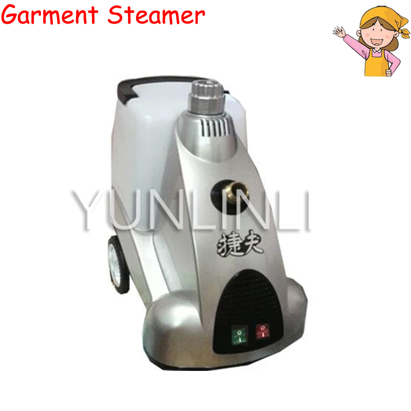 Garment Steamer Household Double-Temperature Steam Ironing Machine High Power & Fast Steaming Electric Iron J3-B 1pc household high temperature kitchen bathroom steam cleaning machine handheld high temperature sterilization washing machine