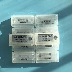 Image 3 - Électrode de EI 21 dorigine ILSINTECH pour Swift S3 Swift S5 machine dépissage de fibres à Fusion de fibres K7 1 paire