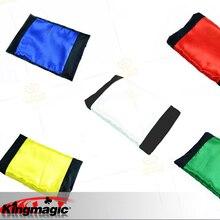 Baffling Bag Change Color Free Shipping King Magic Tricks Props Toys