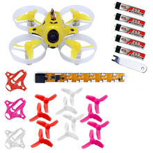 Tiny6 PNP Mini Racing Drone Quadcopter Advanced Version with 800TVL Camera FASST FM800 / PPM / AC800 Receiver F20013/7
