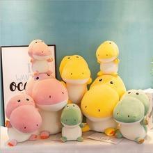 New Style Lovely Little Dinosaur Short Plush Toys Stuffed Animal Soft Doll Toy for Children Gift Baby