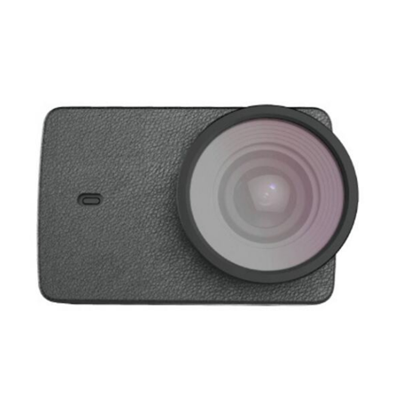 Original Lens and Leather case for xiaoyi xiaomi YI 4K Action sports Camera Gopro accessories