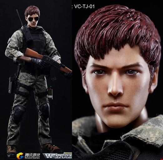 1/6 scale figure doll Game wefire figures Lightspeed Boy 12 action figures doll.Collectible figure model toy 2017 new 1 6 1 6 12 action figures g43 sinper rifle tactical gun christmas gift free shipping boy toy birthday present