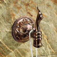Розовое золото отделка современные цветы дизайн крючок