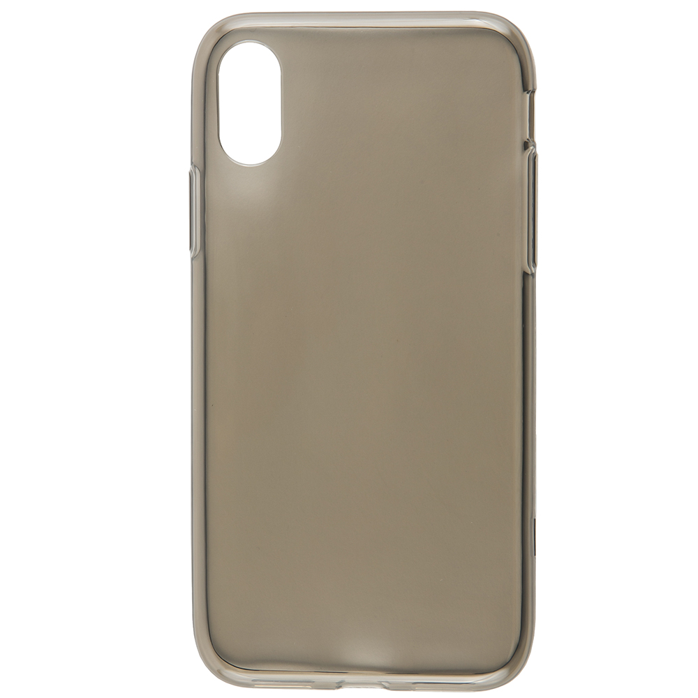 Mobile Phone Bags & Cases iBox case for iPhone X TPU gray UT000012303 mobile phone bags