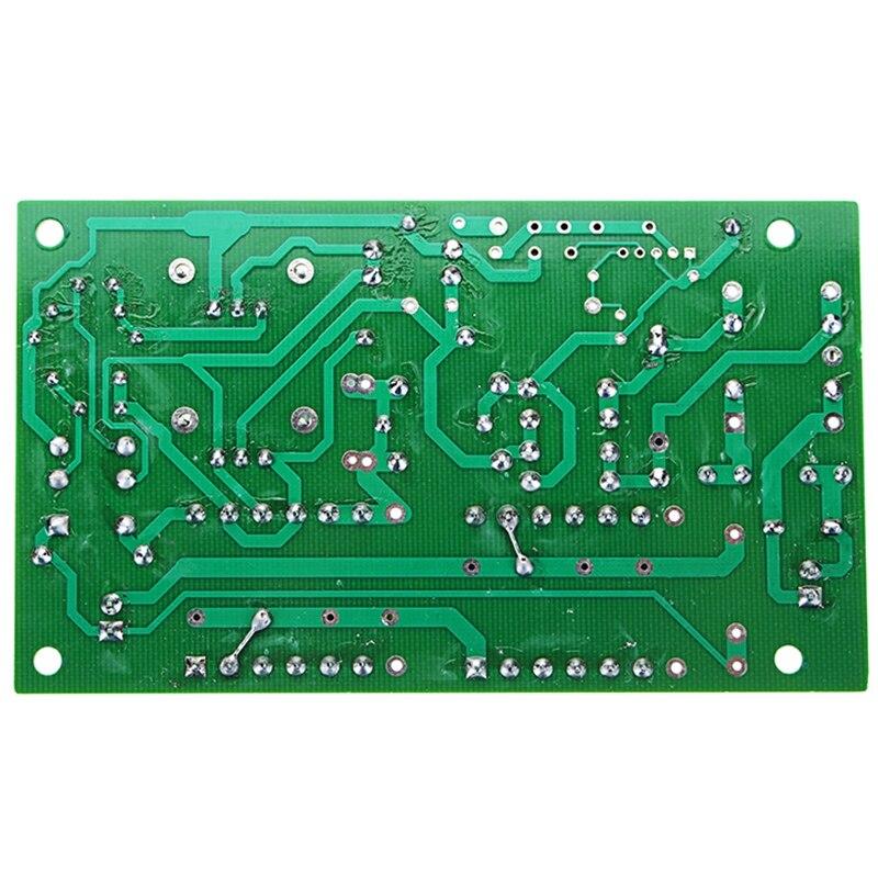 Горячая Ac 220v 60 w-100 w Ультразвуковой очиститель мощности Драйвер частоты тестер доска с 2 шт 50w 40khz преобразователей
