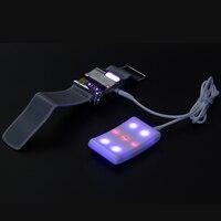 Здравоохранения медицинского оборудования на запястье лазерный крови Давление снижение домашнее средство биолазер синий светодиод слухо