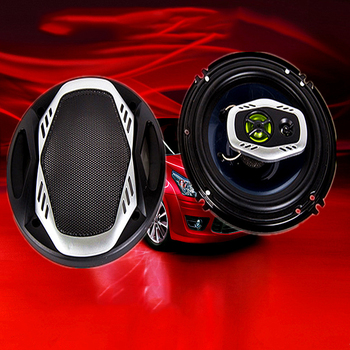 1pc high quality Car motorcycle speaker ultra-thin car speaker 1683 6.5 inch front and rear door speaker