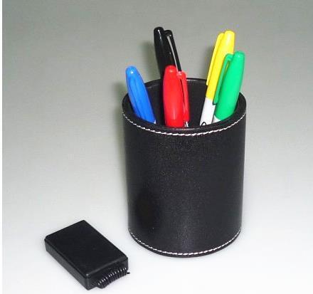 Prédiction de stylo de couleur-porte-stylo en cuir, tours de magie, illusions, scène, mentalisme, magie de fête, accessoires, amusement