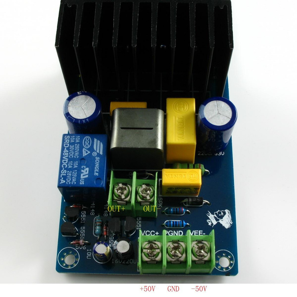 Assembled Ljm L15d Pro Stereo 300w 4ohm Irs2092 Irfb4019 Power Class D Amplifier Circuit Lm1036 Tone Controlled In From Consumer Electronics On Alibaba Group