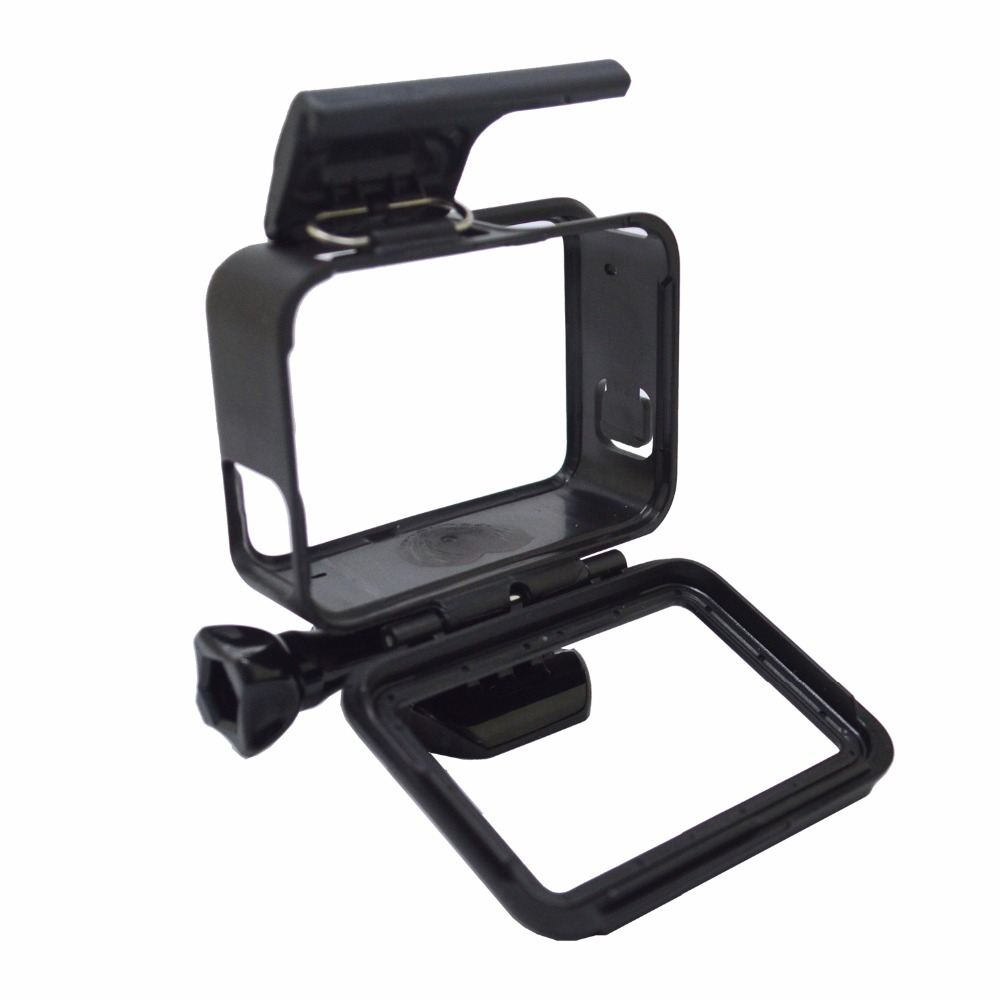 GoPro 5 Accessories Standard Protective Frame Camcorder Housing Case ...