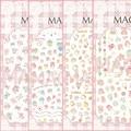 Ver detalle TWINSTAR y Melody nuevos DISEÑOS Más Nuevos 1 MAGICO serie del arte del clavo 3d pegatinas nail art decal stampingwholesale