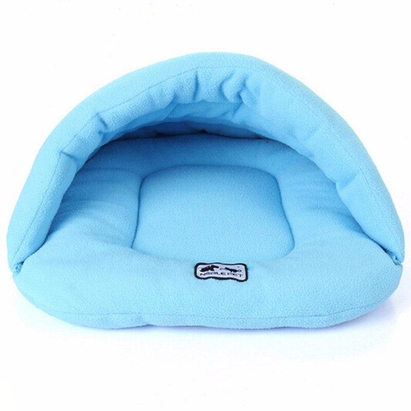 Modern Cotton Solid Dog Bedding