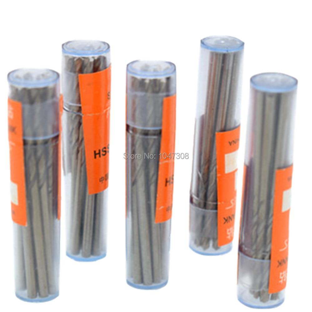 10 x 2.3MM HSS DRILL BITS QUALITY JOBBER DRILLS 2.3 MM