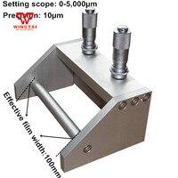 BGD209/2 0 5000um диапазон алюминиевого сплава влажной пленки Аппликатор (100 мм)