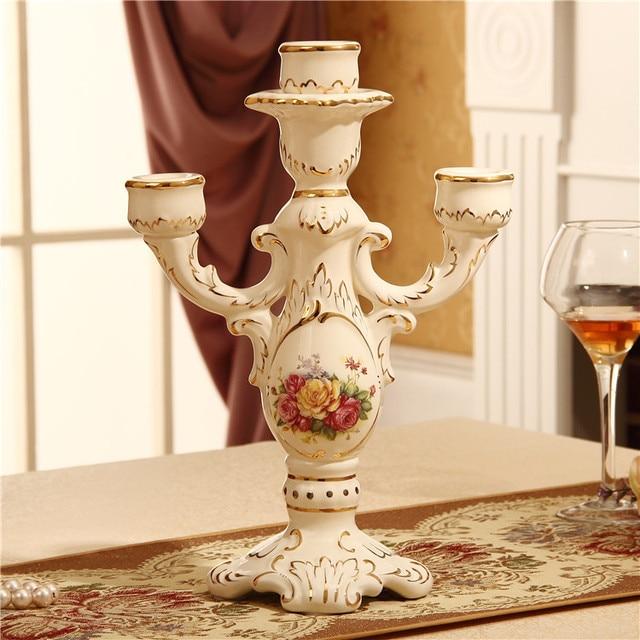 Candeliere ornamenti arredamento per la casa soggiorno for Ornamenti casa