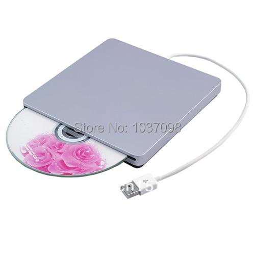 Usb slot externa em dvd rw burner superdrive para apple macbook pro ar