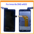100% Tested New Black LCD For DNS s4503 for Innos i6s LCD Screen Display with Touch Screen Digitizer Assembly Free Shipping