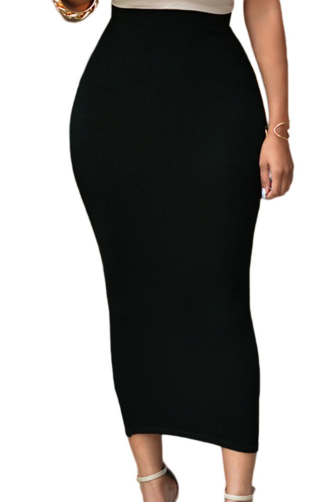 Online Buy Wholesale bodycon maxi skirt from China bodycon maxi ...