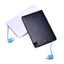 Ultra Thin Power Bank 3500mAh Portable Powerbank Charger Backup External Battery for iPhone 6/6s/ 7 /8 plus Xiaomi Samsung