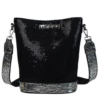 Spring Sequins Women Bag...