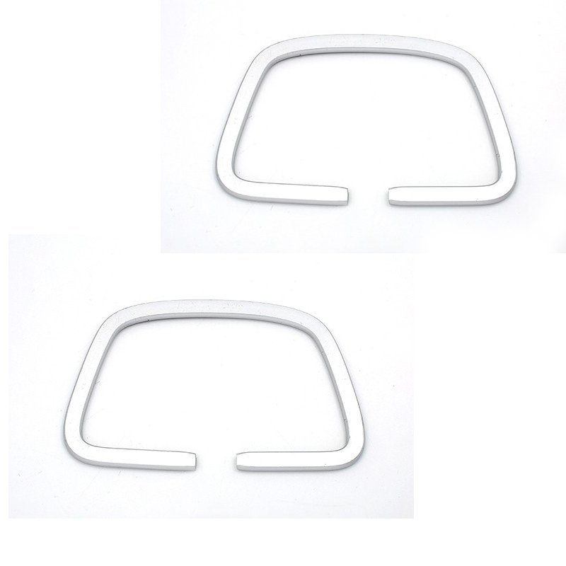 Aluminum Rectangular Purse Frame ,Purse Handles