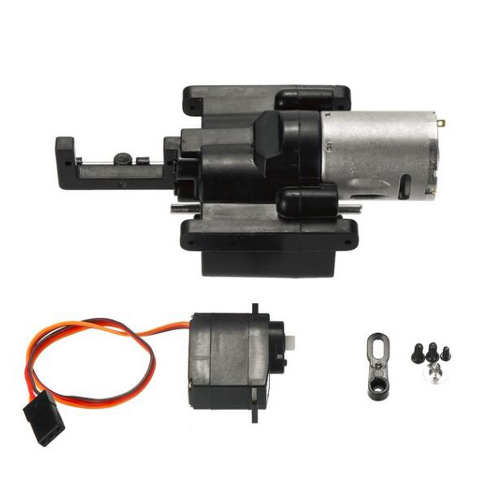 Hot!Speed Change Gear Box for WPL B-1 B-24 B-16 C-24 1/16 4WD 6WD RC Car Crawler 10km/h-30km/h Remote Control Parts & AccessoryHot!Speed Change Gear Box for WPL B-1 B-24 B-16 C-24 1/16 4WD 6WD RC Car Crawler 10km/h-30km/h Remote Control Parts & Accessory