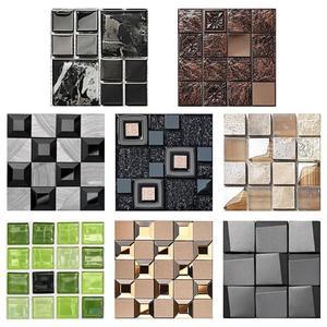 10 pcs Waterproof Mosaic Tile