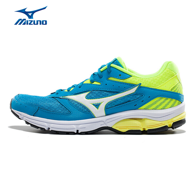 Mizuno Men WAVE SURGE Running Shoes Light Cushion Sneakers Breathable Sports Shoes J1GC171304 XYP571