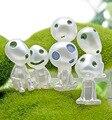 Princesa Mononoke árvore luminosa elfos jardinagem vaso acessórios de decoração Micro Paisagem mini Ação Figuras de brinquedo lps
