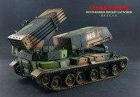 1/35 Çin 89 Tankı 122mm Roketatar Tankı Modeli 00307