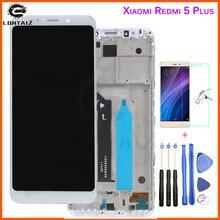 Xiaomi Redmi 5 Plus LCD Display+Touch Screen FHD 5.99' Digitizer Screen Glass Panel Assembly Xiaomi Redmi 5 Plus LCD недорго, оригинальная цена