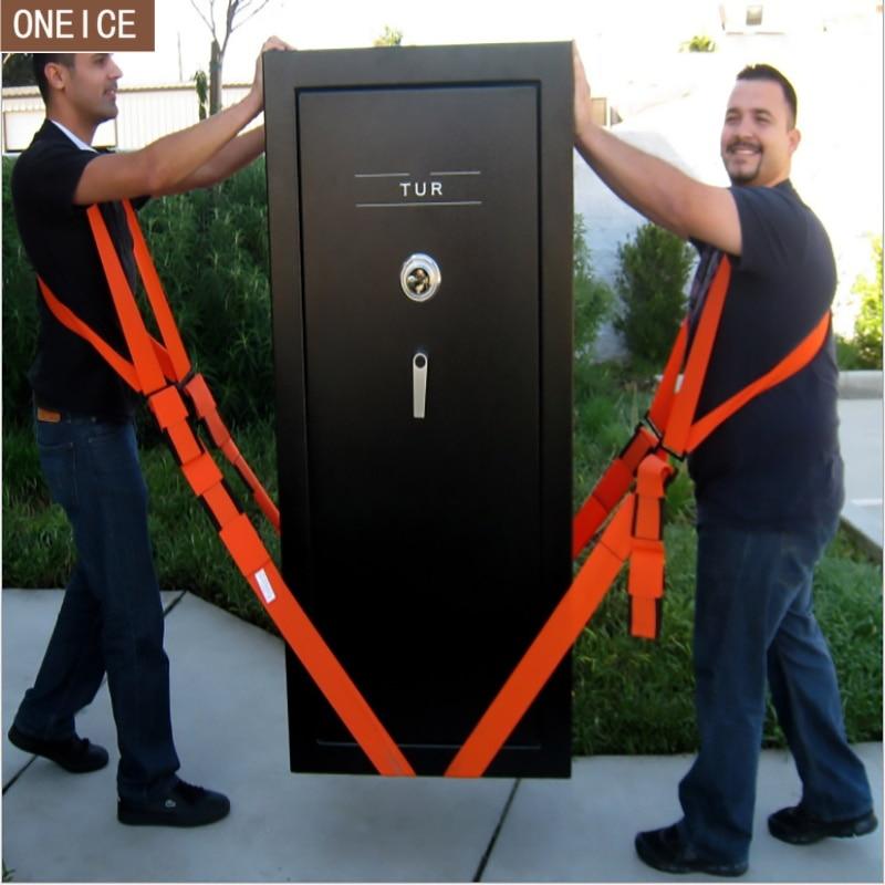 Mobile Tool Furniture Accessories Handling Labor-saving Mobile Belt Line Shoulder Strap Mobile Artifact Home Rope Free Shipping