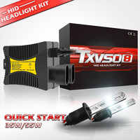 2pcs 12V 55W Xenon H7 HID Conversion Kit H1 H3 H11 9005 Bulb Auto Car Headlight Lamp 3000k 4300k 5000K 6000k 8000K 12000K