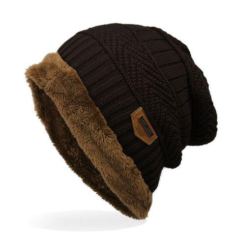 Men's men Knitted Hats Wool Caps Winter cap hat warm soft Beanie 6 Colors Multan