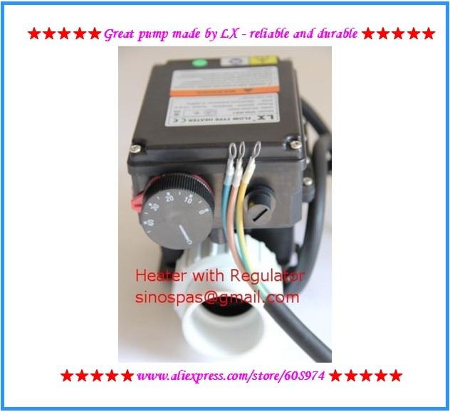 LX Spa bathtub Heater - H30-RS1 3.0KW/220-240V lx spa heater