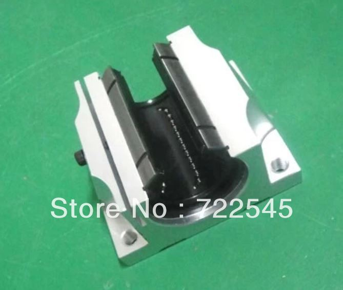 TBR25UU Flanged Blocks Linear Motion Ball Slide Unit CNC Parts teka tbr 620