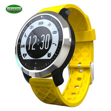 REOTGTU Schwimmen Pulsmesser Smart Uhr Lauf Schritt Schrittzähler Sport Uhr BW153 Smartwatch
