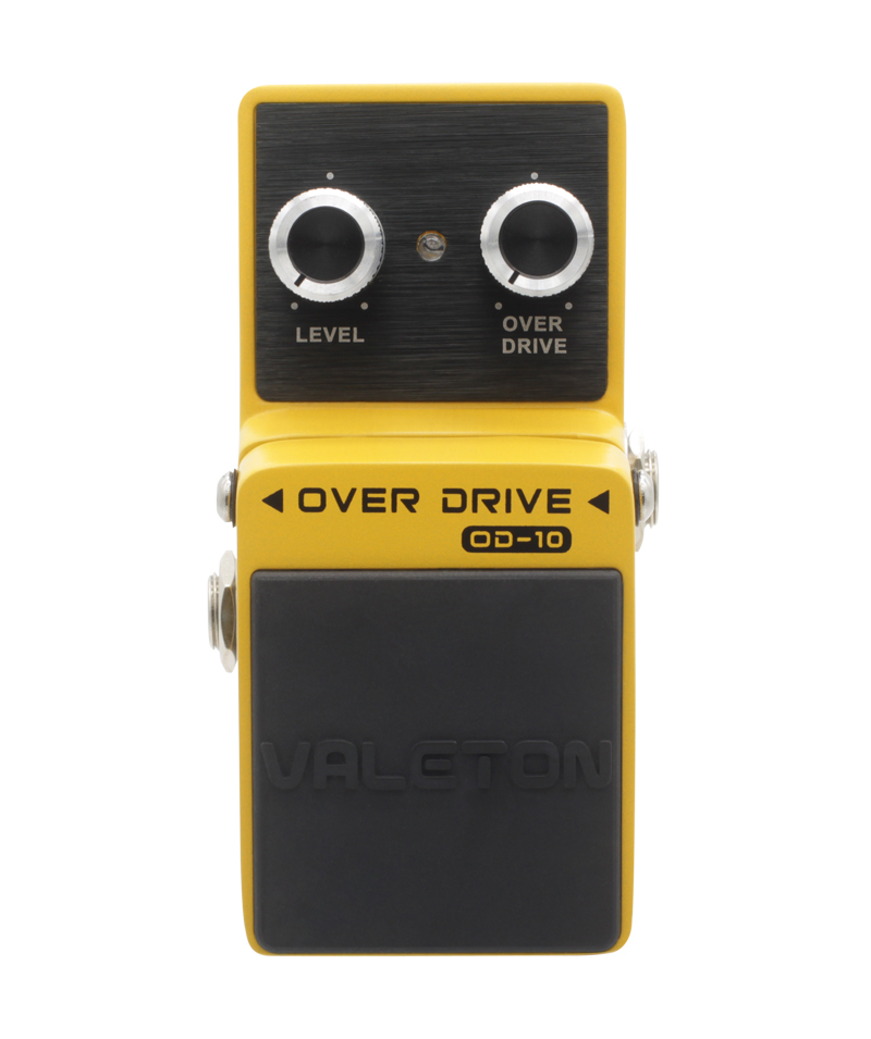 Valeton Over Drive Guitar Effect Pedal Warm Analog Signal Path Smooth OD-10 valeton fet preamp pedal effect guitar effect fp 10