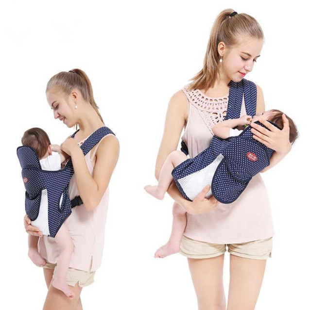 best baby 6 in 1 baby backpack carrier ergonomic baby sling breathable front facing kangaroo baby