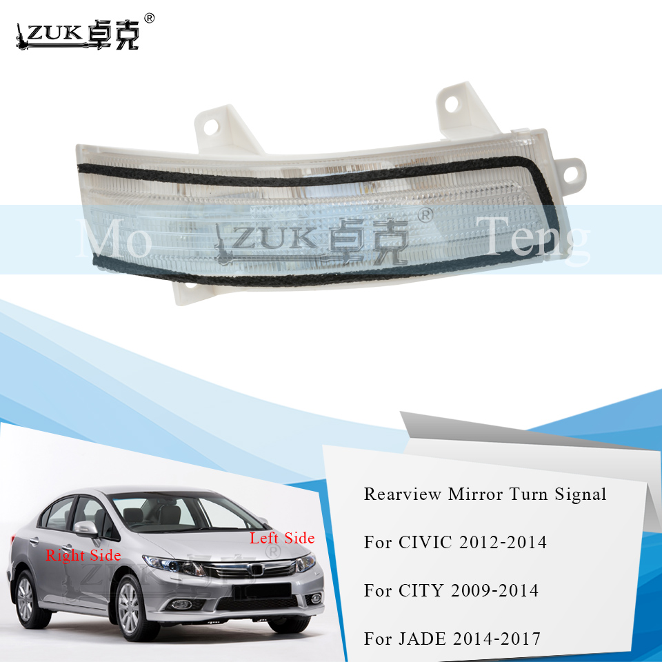 2X For 01-05 Honda Civic Sedan Outer Front Door Handles Left Right Side Smooth