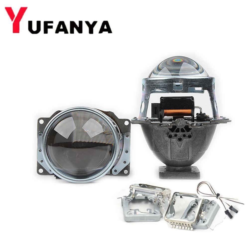 Bi Xenon Projector Lens LHD for Car Headlight 3.0 Koito Q5 35W Can Use with D1S D2S D2H D3S D4S bulbs Super Bright xenon kit