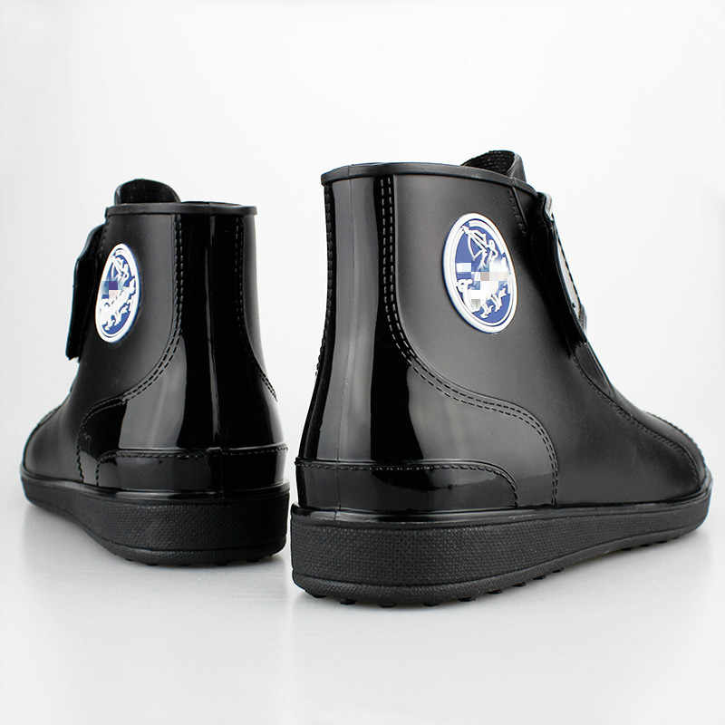 Мода шеф-повар, официант работы Нескользящая водонепроницаемая обувь Ресторан отеля Кухня Для мужчин мужской Пособия по кулинарии столовые Cozinha, обувь на плоской подошве