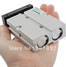 Free Shipping 10pcs A Lot TN20-20 Double Lever 20mm Bore Pneumatic Air Cylinder