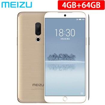 "Global Rom Meizu 15 4GB RAM 64GB ROM smart Phone Dual Camera  20MP Snapdragon 660 Octa Core  5.46"" 1920x1080P Screen 1"