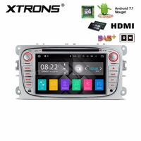 7 Android 7.1 OS Car DVD for Ford Focus II 2008 2011 & Galaxy II 2006 2011 & Kuga 2008 2012 with 2GB RAM & Built in HDMI Output