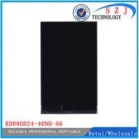 "New 8 ""POLEGADAS KD080D24 40NH A6 HE080IA 06B Para TECLAST X80H X80HD X80plus P88T P80H Visor Do Painel de Tela LCD Tablet PC|display panel|lcd screen panel|screen panel -"